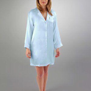 NWT Linda Hartman CLASSIC HART Sleepshirt MED